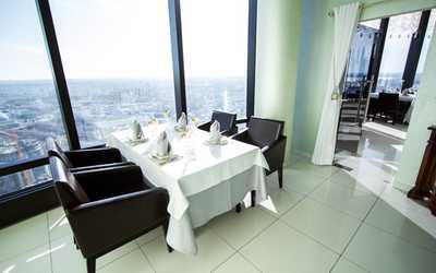 Банкетный зал ресторана Вертикаль (Космос) на улице Малышева фото 2