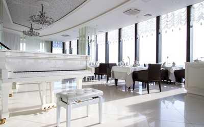 Банкетный зал ресторана Вертикаль (Космос) на улице Малышева фото 3