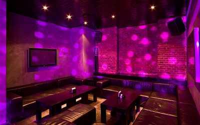 Банкетный зал ночного клуба Пушкин Central Club на улице 8 Марта фото 3