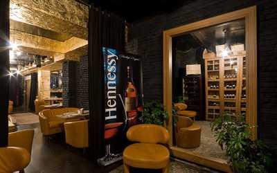 Банкетный зал ночного клуба Пушкин Central Club на улице 8 Марта фото 2