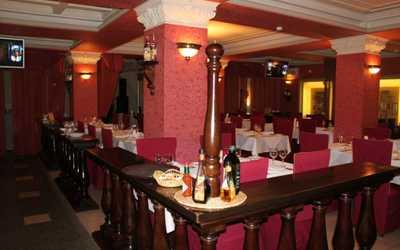 Банкетный зал ресторана СССР на Первомайской улице фото 2