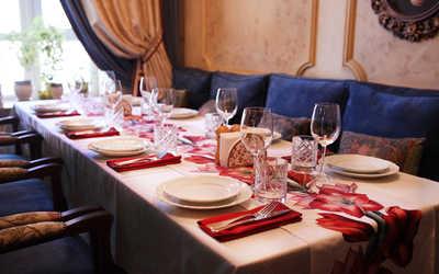 Банкетный зал ресторана Шустов на улице Радищева фото 2