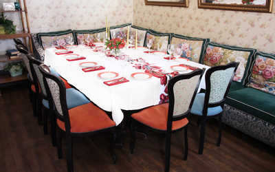 Банкетный зал ресторана Шустов на улице Радищева фото 1
