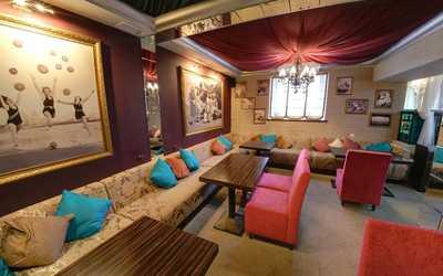 Банкетный зал бара Berry bar (Берри бар) на улице Белинского фото 2
