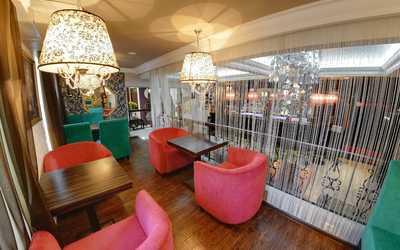 Банкетный зал бара Berry bar (Берри бар) на улице Белинского фото 1
