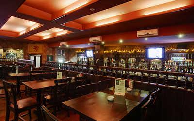 Банкетный зал паба Doctor scotch на улице Малышева фото 1
