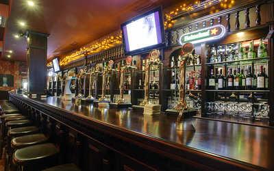 Банкетный зал паба Doctor scotch на улице Малышева фото 2