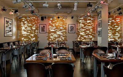 Банкетный зал бара, кафе, ресторана Япона мама на улице Радищева фото 1