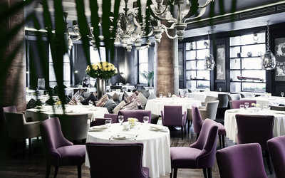 Банкетный зал ресторана Бабель в 1-м Николощеповском переулке фото 3