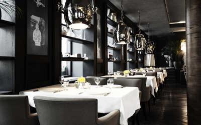 Банкетный зал ресторана Бабель в 1-м Николощеповском переулке фото 2