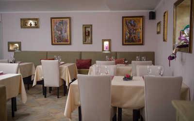 Банкетный зал ресторана Белла Гротта (Bella Grotta) на Большой Бронной улице фото 3