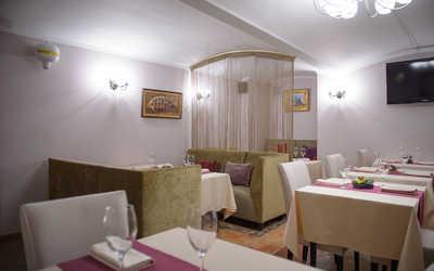 Банкетный зал ресторана Белла Гротта (Bella Grotta) на Большой Бронной улице фото 1