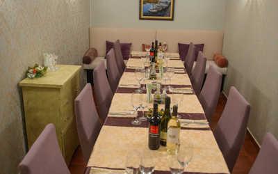 Банкетный зал ресторана Белла Гротта (Bella Grotta) на Большой Бронной улице фото 2