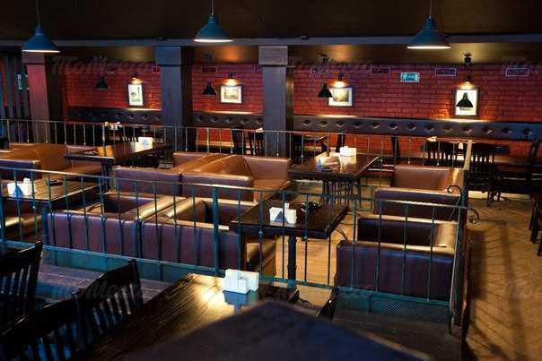 Меню бара Mulata bar (Мулата бар) на Баррикадной улице