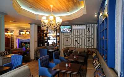 Банкетный зал кафе Коттедж на Заводской улице фото 3
