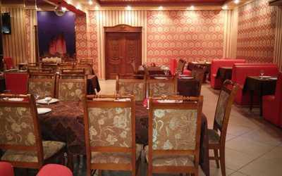 Банкетный зал кафе Виват на Авиационной улице фото 2