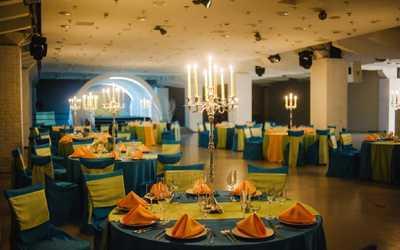 Банкетный зал ресторана Галерея успеха на улице Блюхера фото 3