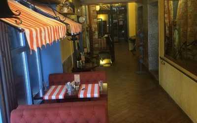 Банкетный зал кафе Бульвар в Газетном переулке фото 3