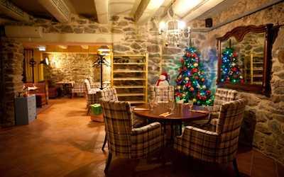 Банкетный зал кафе Бульвар в Газетном переулке фото 1
