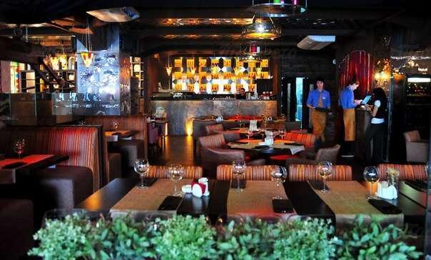 Ресторан Ош Пош на Красноармейской улице