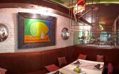Банкетный зал ресторана Ош Пош на Красноармейской улице фото 2