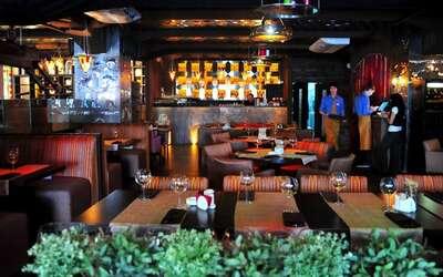 Банкетный зал ресторана Ош Пош на Красноармейской улице фото 1