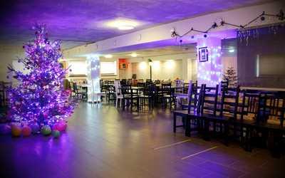 Банкетный зал кафе Best Days cafe на улице Германа Лопатина фото 1