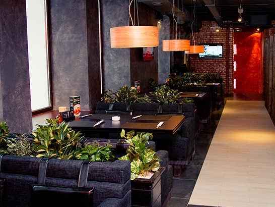 Ресторан Якитория на проспекте Стачки фото 8