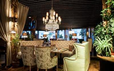 Банкетный зал ночного клуба Shakti terrace (Шакти Террас) на Болотной набережной