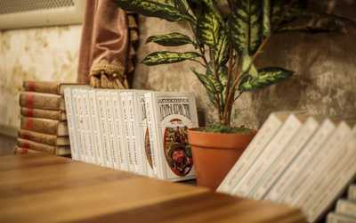Банкетный зал ресторана Комарово на Лиговском проспекте фото 2