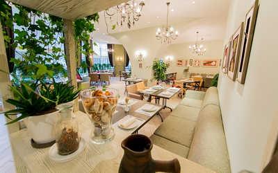 Банкетный зал ресторана Forchetta на Кемской улице фото 1