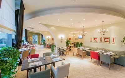 Банкетный зал ресторана Forchetta на Кемской улице фото 2
