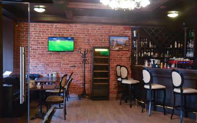 Банкетный зал ресторана Bardolino в Литейном фото 3