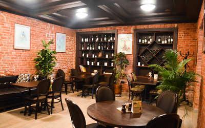 Банкетный зал ресторана Bardolino (Бардолино) в Литейном фото 2