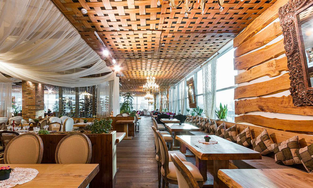 Ресторан Гуси-Лебеди на Коломяжском проспекте фото 9