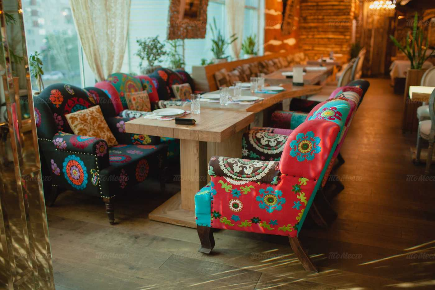 Ресторан Гуси-Лебеди на Коломяжском проспекте фото 5