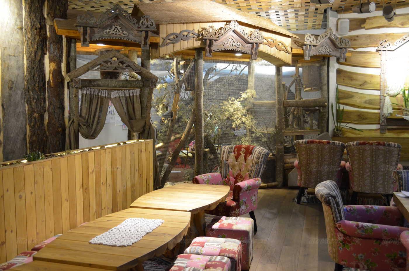 Ресторан Гуси-Лебеди на Коломяжском проспекте фото 14