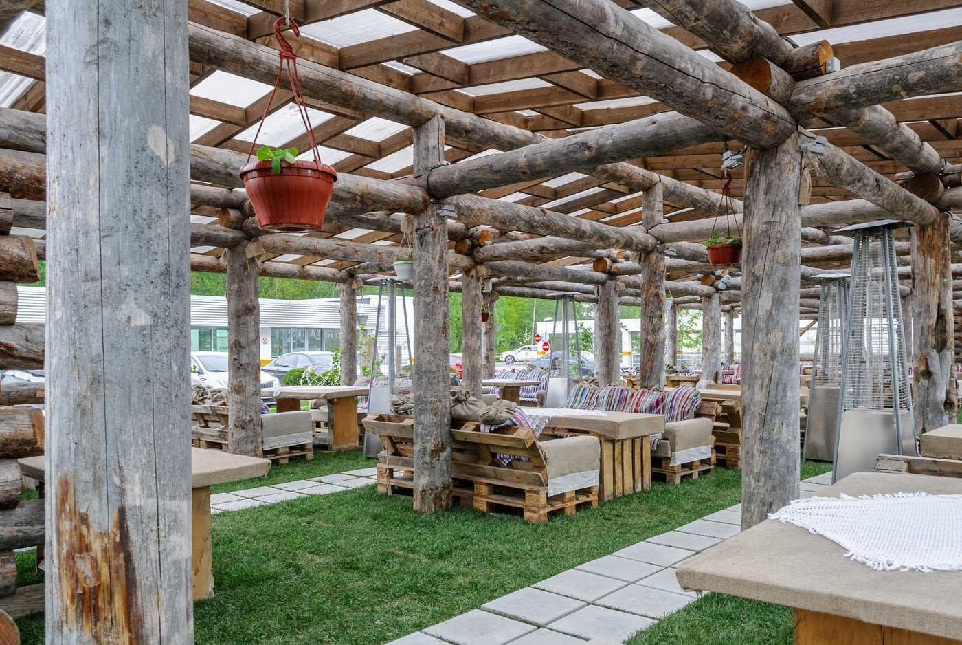 Необычные и интересные рестораны и кафе Санкт-Петербурга