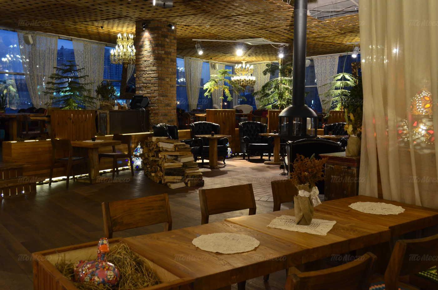 Ресторан Гуси-Лебеди на Коломяжском проспекте фото 12