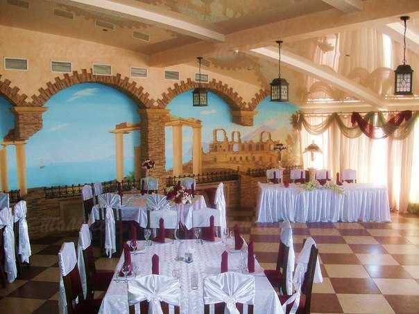Ресторан Метрополь на Малиновского