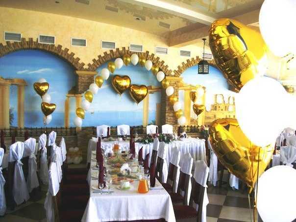 Ресторан Метрополь на Малиновского фото 6