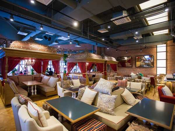 Grand Cafe DJINN (Гранд кафе Джин)