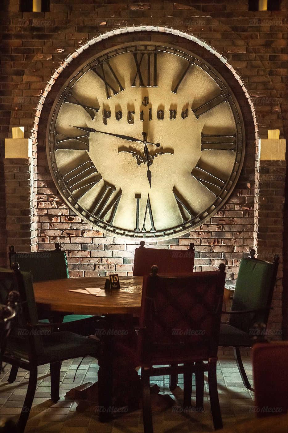 Банкетный зал ресторана Portland в Береговой фото 2