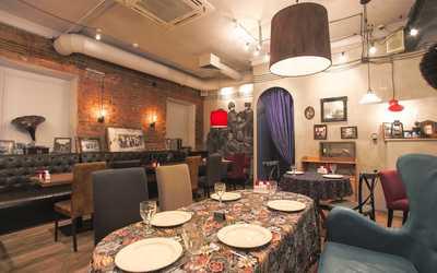 Банкетный зал кафе, ресторана Батони в Новослободской фото 2
