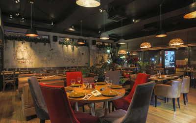 Банкетный зал кафе Батони в Дорогомиловской Б. фото 2