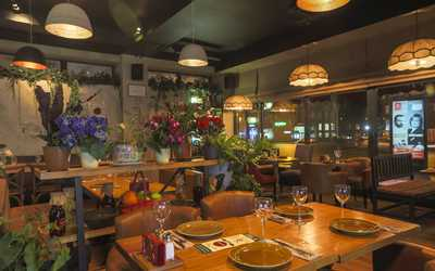 Банкетный зал кафе Батони в Дорогомиловской Б. фото 3