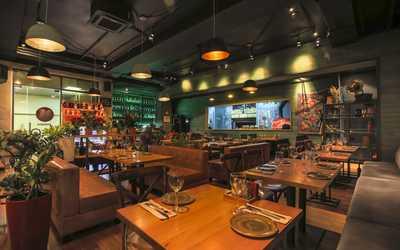Банкетный зал кафе Батони в Дорогомиловской Б. фото 1