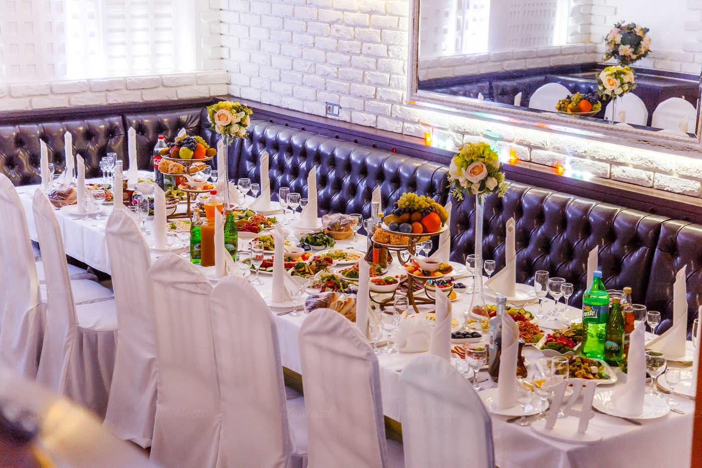 Банкетный зал кафе Делис в Таганрогской фото 4