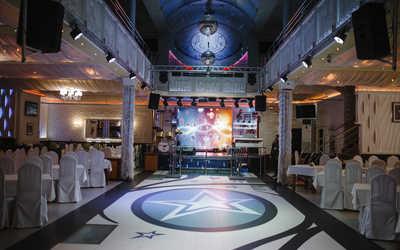 Банкетный зал кафе Делис в Таганрогской фото 1