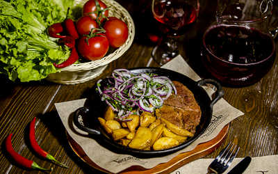 Меню ресторана Тамада на пр. Сельмаш  фото 16